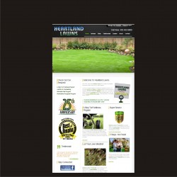 heartland lawns omaha website author stern pr marketing