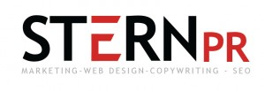 Omaha Website Design Logo Stern PR
