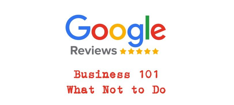 Fyi Google Bans Cash For Reviews Stern Pr Marketing Omaha