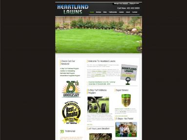 Heartland Lawns Omaha