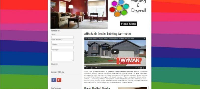 Wyman Painting