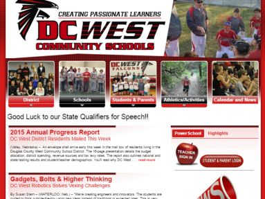 Douglas County West Community Schools
